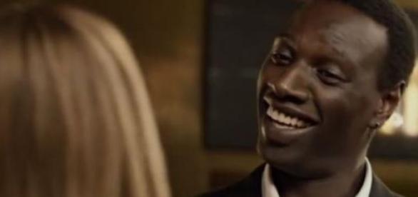 Omar Sy dans la pub Fïnley Capture d'écran-Youtube