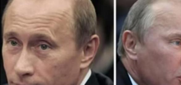 Źródło: Youtube, sobowtór Putina