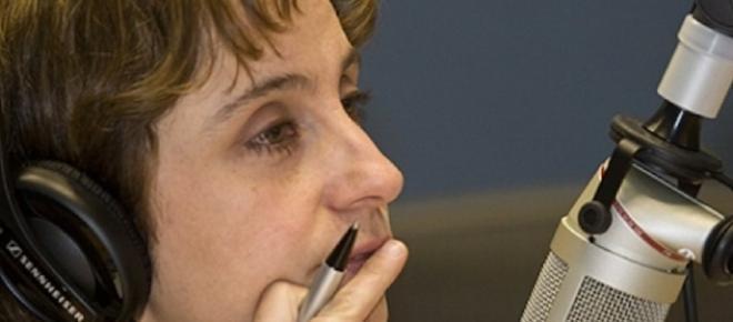 Carmen Aristegui despedida de MVS.