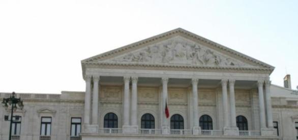 Assembleia da República, em Lisboa.