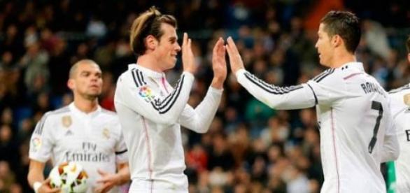 Bale e CR7: uma dupla que não parece funcionar