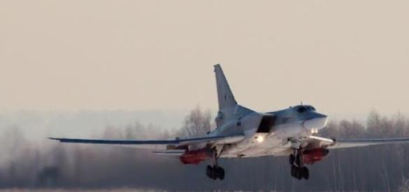 Bombardier strategic Tu-22M3