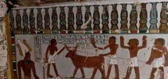 Descoperiri uimitoare facute la Luxor