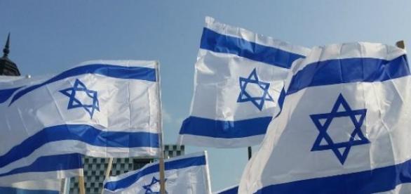Imagem de bandeiras de Israel