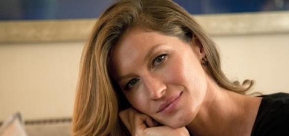 La modelo brasileña Gisele Bundchen