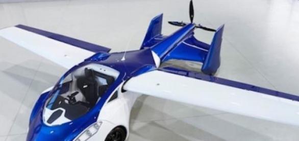 Los coches voladores estarán disponibles en 2017