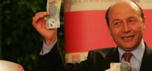 Magicianul Basescu ce a facut sa dispara o flota