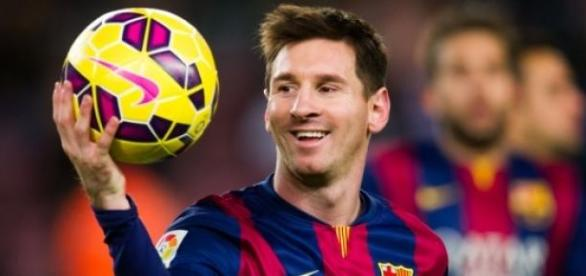 Messi buscará hoy ser el protagonista