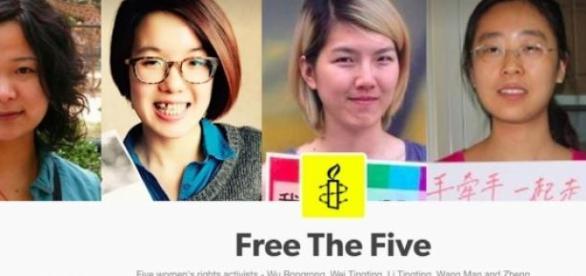 "No Twitter foi já criada a hashtag ""FreeTheFive"""