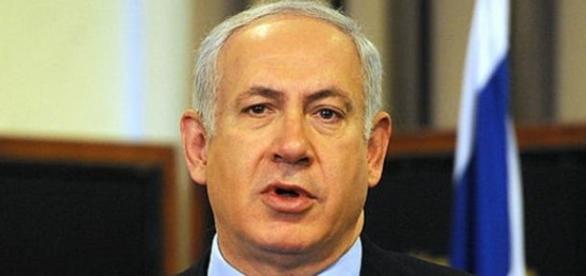 O primeiro-ministro Benjamin Netanyahu