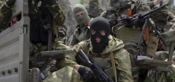 Separatistii incalca din nou armistitiul