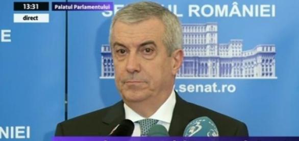 Tariceanu, rezervat la arestarea parlamentarilor