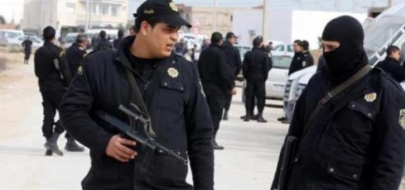 Atac terorist in Tunisia.