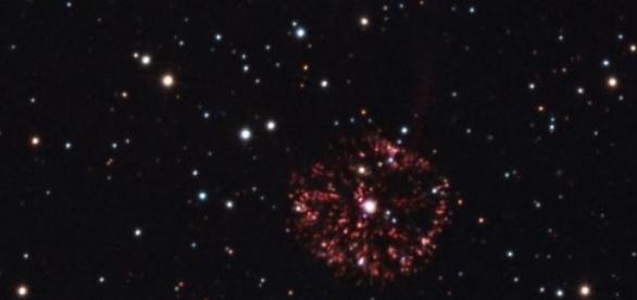 Es un impresionante evento astronómico