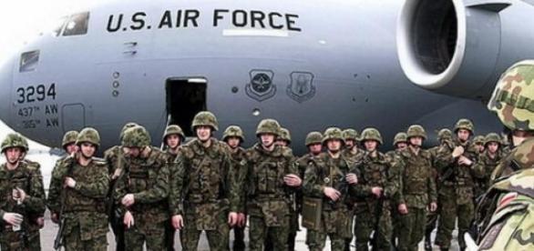Fortele militare ale aliantei NATO