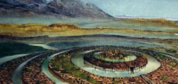 La Atlántida se habría hundido por un tsunami