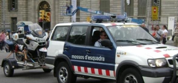 Los mossos d'esquadra han detenido a una mujer