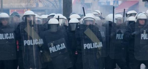 Oddział policyjnej prewencji