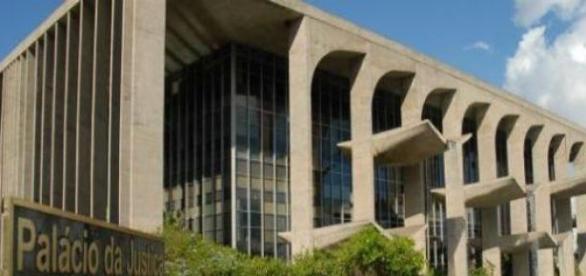 Palácio da Justiça, Brasília -Reprodução Internet