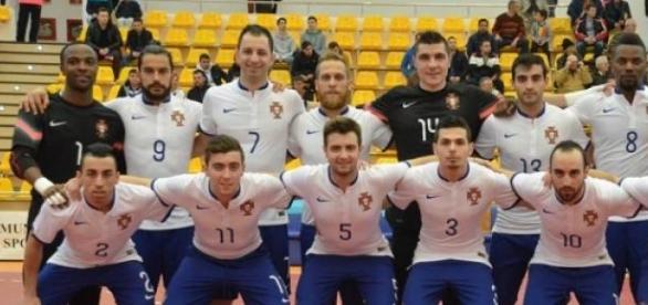 Portugal entrou a golear frente à Geórgia