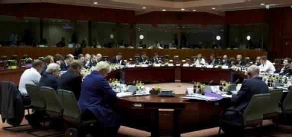 Consiliul European s-a intrunit azi