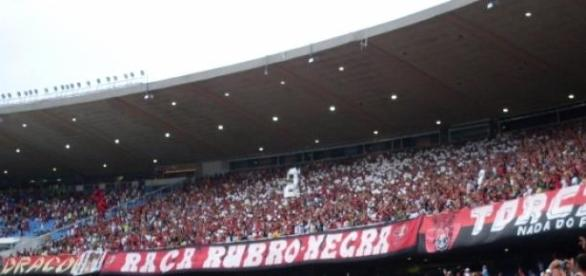 Flamengo avança na copa do Brasil