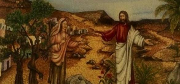 Iisus Hristos, fiul Fecioarei Maria