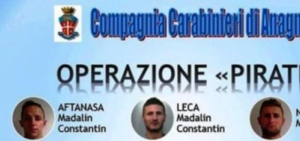 politia are de lucru cu romanii infractori