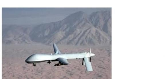 Veículo aéreo não tripulado mata Adan Garar