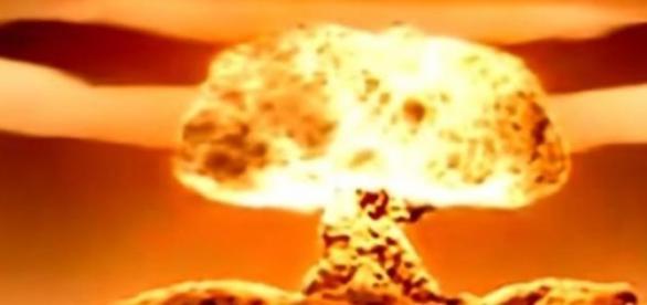 źródło: YouTube - test wybuchu jądrowego