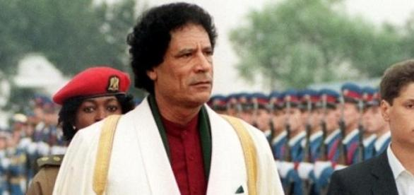 Ahmed Gaddaf, primo de kadafi