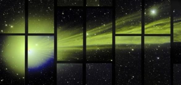 La mejor imagen hasta hoy del cometa Lovejoy