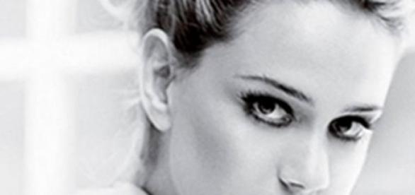 Leandra Leal - Olhar penetrante e fatal