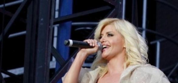 Loredana a tinut un concert pe cinste la Cluj!