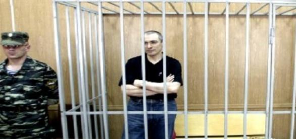 Michaił Chodorkowski skazany za deklarację.