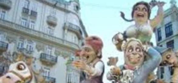 Ninots y pólvora los protagonistas de las Fallas
