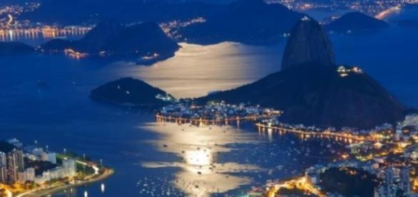 Rio de Janeiro comemora mais um aniversário