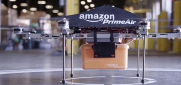 Amazon hará reparto con drones