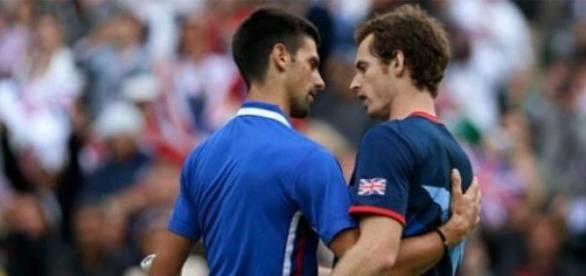 Amizade entre Djokovic e Murray imune à rivalidade