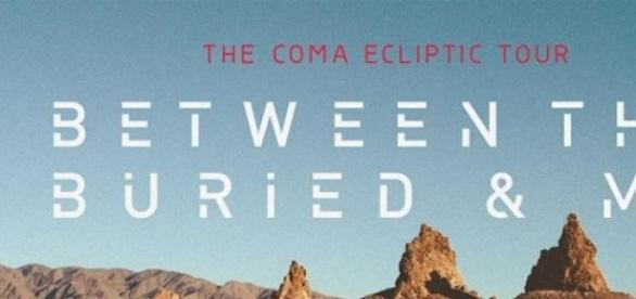 Between The Buried And Me com novo álbum