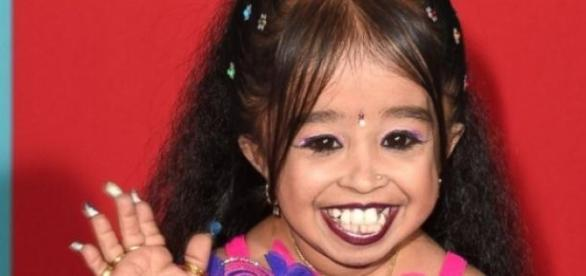 Cea mai mică femeie din lume