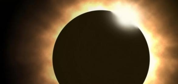Eclipsa solara,vazuta din aproape toata Europa