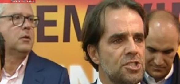 Miguel Albuquerque, actual líder do PSD/Madeira