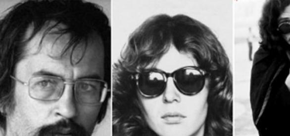 Os poetas Paulo Leminski, Ana C. e Torquato Neto