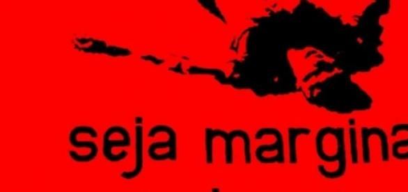 Quadro do artista brasileiro Hélio Oiticica.