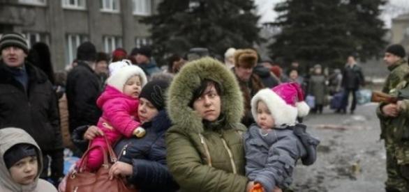 Refugiatii din Ucraina prefera Romania