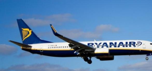 A Ryanair é uma das lowcosts mais conhecidas.