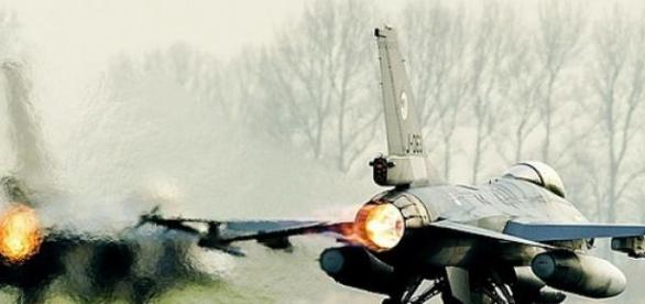 Avioanele daneze au interceptat aeronave rusesti