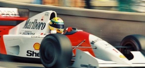 Ayrton Senna faria hoje 55 anos