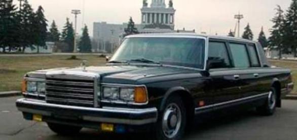 La limusina del URRS a la venta